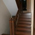 Классическая лестница с площадками