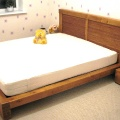 """Кровать """"береза с бамбуклм"""""""