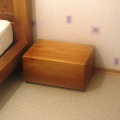 """Кровать """"береза с бамбуком"""""""
